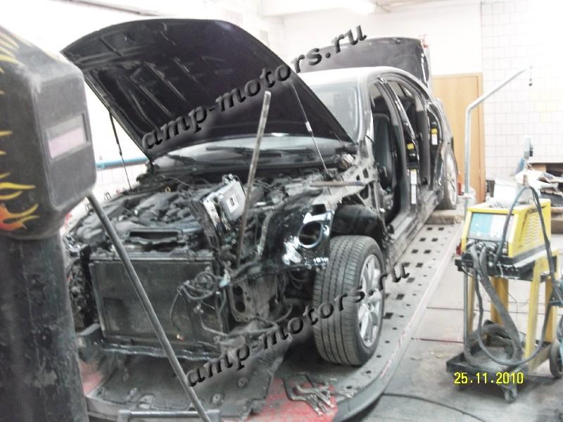 Кузовной ремонт видео